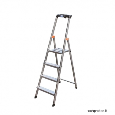 Aliuminės kopėčios SAFETY 4 KRAUSE